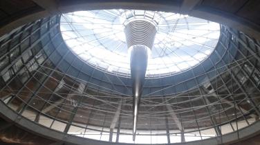 Bild aus dem Bundestag